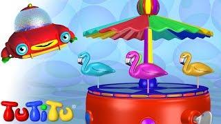 vuclip TuTiTu Toys | Carousel