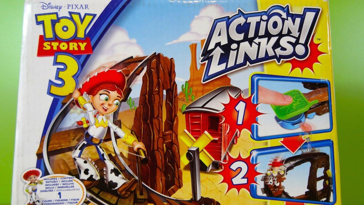 573e51d05d136 Toy Story 3 Jessie al Rescate Pista Acrobática - Juguetes de Disney ...