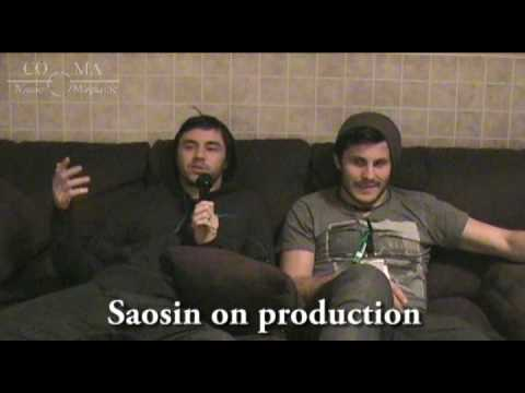 Saosin Interview (Part 1 of 2) - COMA Music Magazine