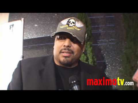 Al B Sure Interview at Magic Johnson's Lakers Victory Party Celebration June 21, 2010