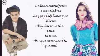 Sin Usar Palabras Lodovica Comello ft. Abraham Mateo LETRA HD *_*
