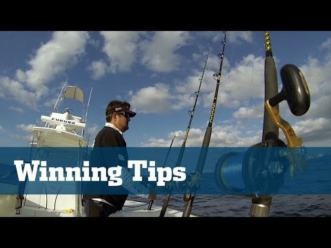 Florida Sport Fishing TV Season 03 Episode 10 Tournament Kingfish Tuna Tackle Bait Gear