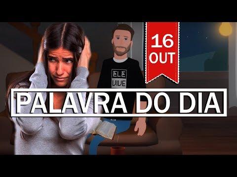 PALAVRA DE DEUS PARA HOJE, DIA 16 OUTUBRO | ANIMA GOSPEL