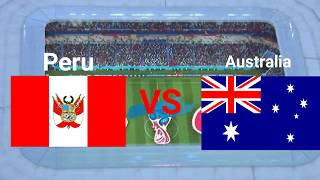highlight piala dunia 2018 Australia Vs Peru Tebak skor yuk...