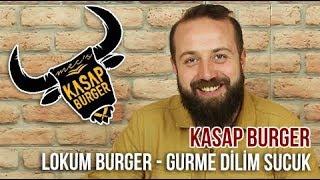 Kasap Burger / Lokum Burger - Gurme Dilim Sucuk - Patates Kızar. - Paket Servis İnceleme ve Yorumlar