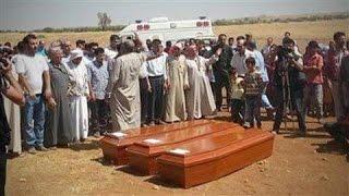 Father of Aylan Kurdi Speaks at Funeral