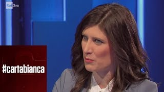 Intervista a Chiara Appendino - #cartabianca 09/04/2019