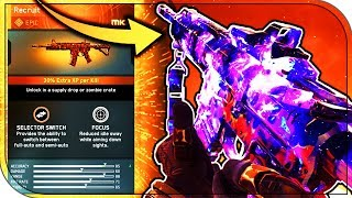 NEW EPIC Nv4 RECRUIT on Infinite Warfare FULL AUTO and SEMI AUTO EPIC Nv4 VARIANT on IW