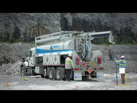 Comprehensive Blasting Solutions – Orica Quarry Solutions, North America