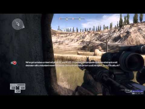 Operation Flashpoint: Red River | Mission 2 Gameplay
