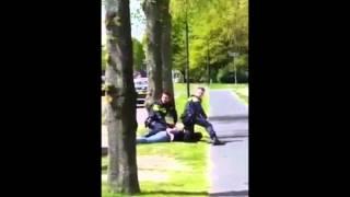 Aanhouding van 2 minderjarige jongens in Bergen Op Zoom!