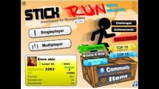 Stick Run SuperSlots 5000 Coins WİNNER !