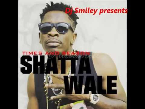 Shatta Wale mix pt 2....Dj Smiley