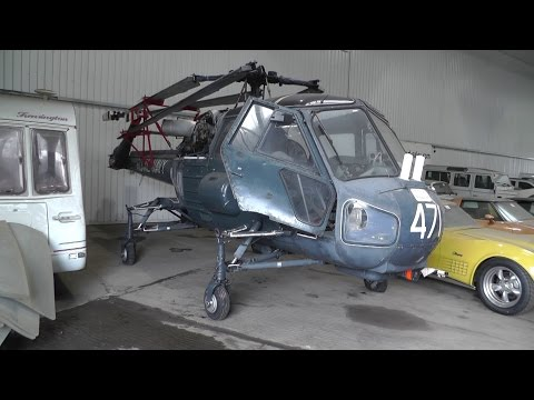 Westland Wasp HAS-1 XV625 450hrs Helicopter for Sale