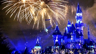 One of the most spectacular fireworks show: Remember... Dreams Come...