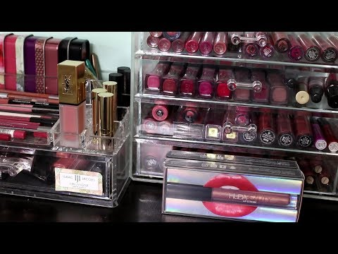 Makeup Collection 2017 High End & Drugstore