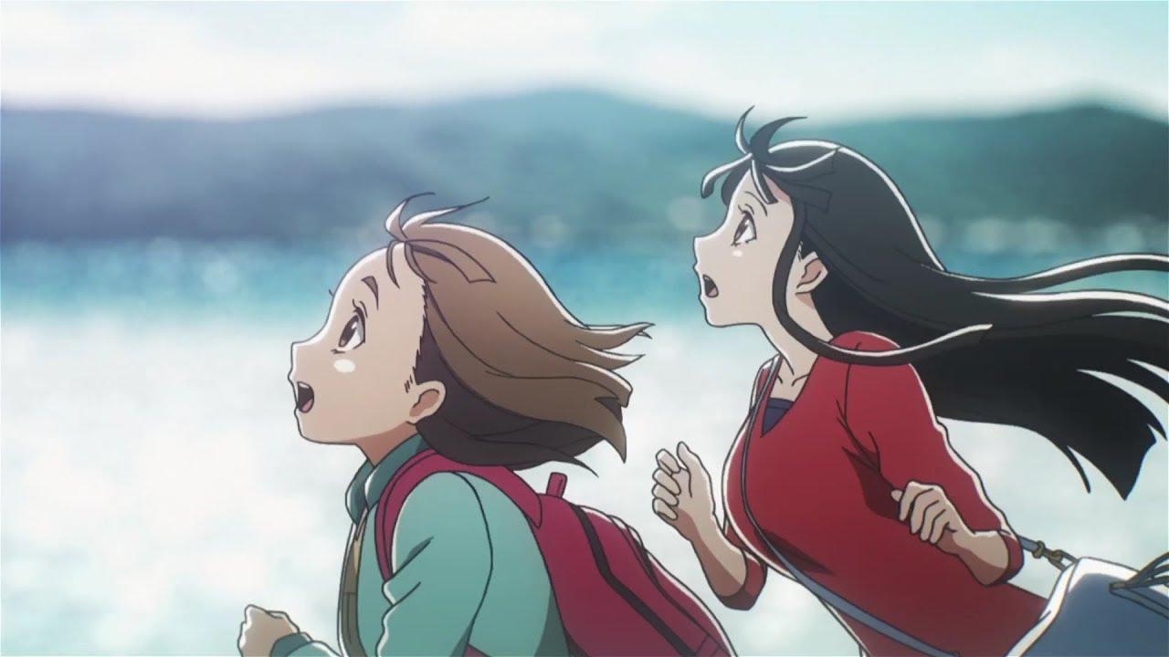 オリジナルTVアニメーション『宇宙よりも遠い場所』PV