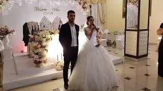 Слова невесты родителям на свадьбе