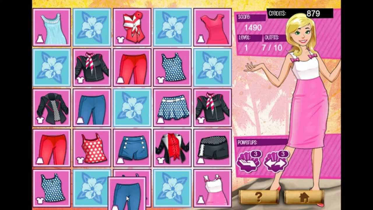 Closet Surfinu0027 (Game Walkthrough By GirlsGames.com)