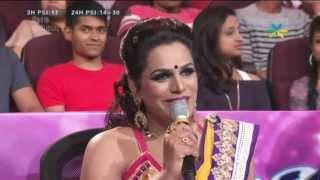 MAALIKA, VISHNU (மாளிகா, விஷ்னு) SAREE BLOUSE SCENE
