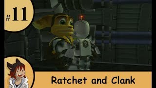 Ratchet and Clank part 11- Mag booties