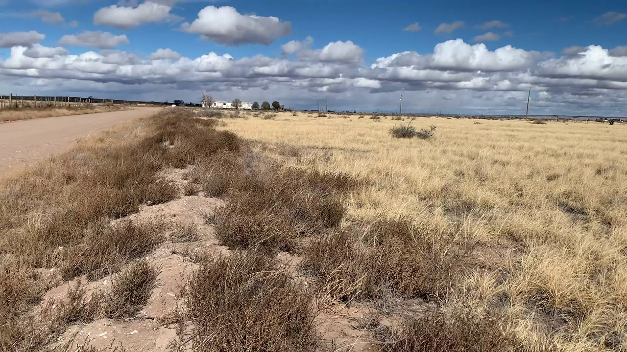 5 Acres - RV Ok, with Power! In McIntosh, Torrance County NM