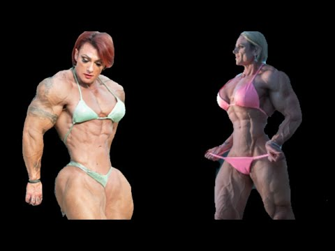IFBB MUSCLE,- DANI WOMAN'S BODYBUILDING, GYM WORKOUT, FITNESS MODEL, PHYSIQUE ATHLETES