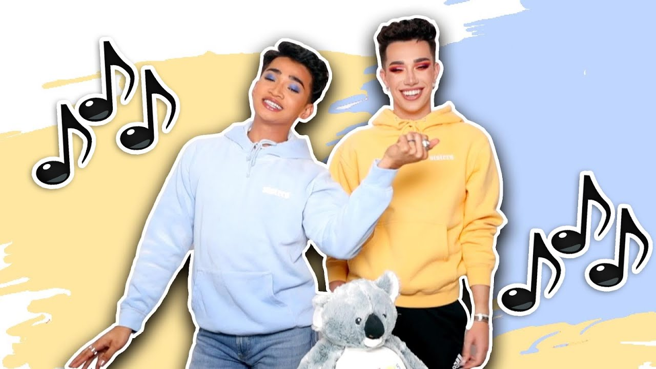 Song Association Game with James Charles