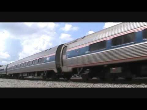 Railfanning Atlanta to Birmingham 7/23/2014