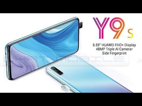 Huawei Y9s Youtube
