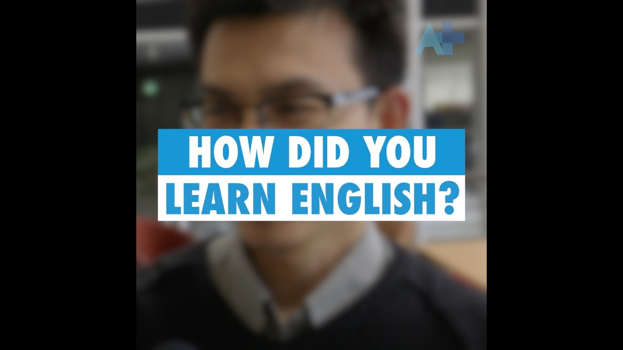 How did you learn English? Heard about Polyglot 59