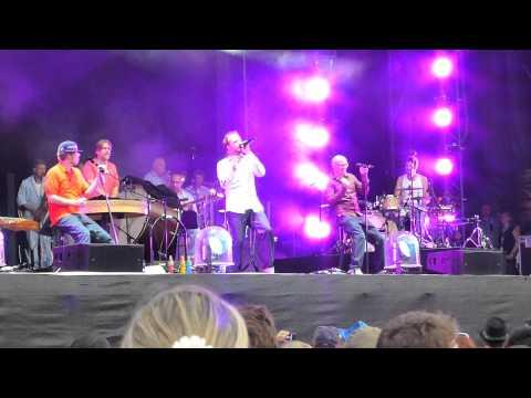 Die Fantastischen Vier - Populaer (Unplugged) - live @ Zurich Openair 26.8.2012