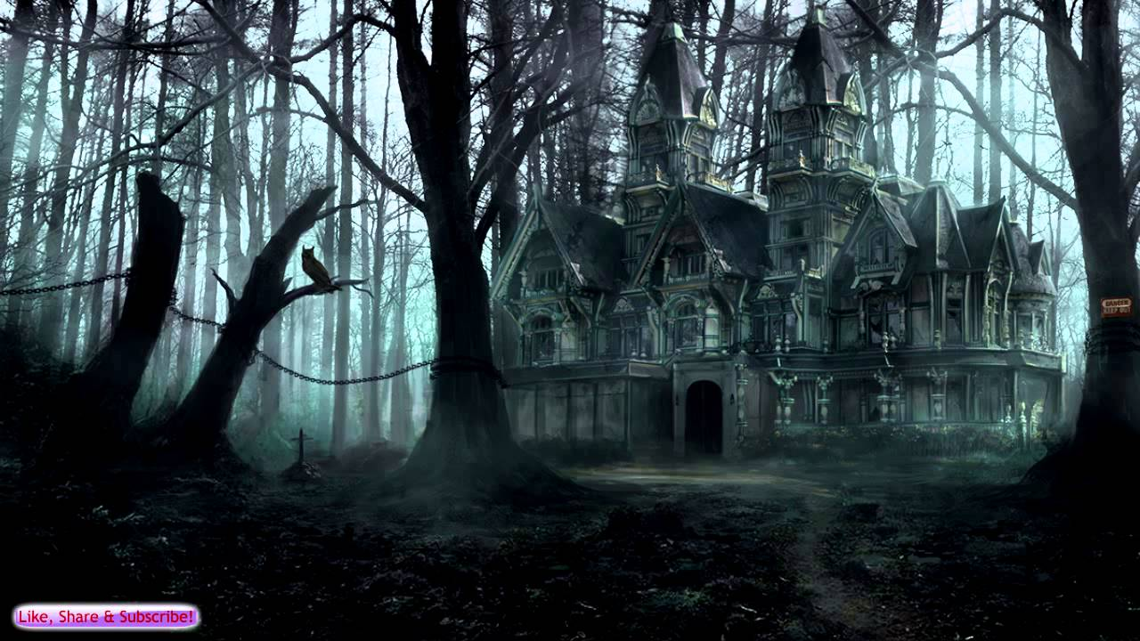 Creepy Music Box Music | House In The Woods | Ambient Creepy Music