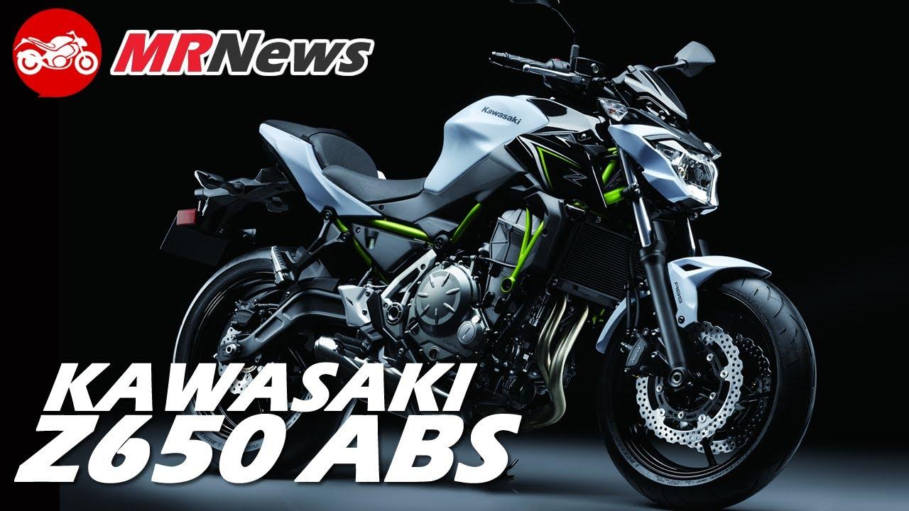 NOVA KAWASAKI Z650 ABS 2018 NO BRASIL