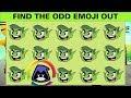 Find The Odd Emoji Out With Teen Titan Go   Emoji Movie Quiz