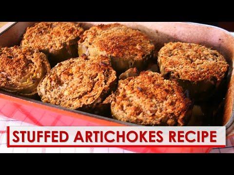 artichoke sausage stuffing   dressing