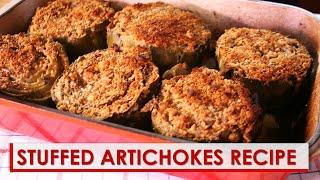 Stuffed Artichokes Recipe