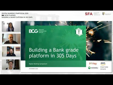 Building a Bank