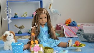 American Girl Doll Kanani's Bedroom ~ Hd Watch In Hd!