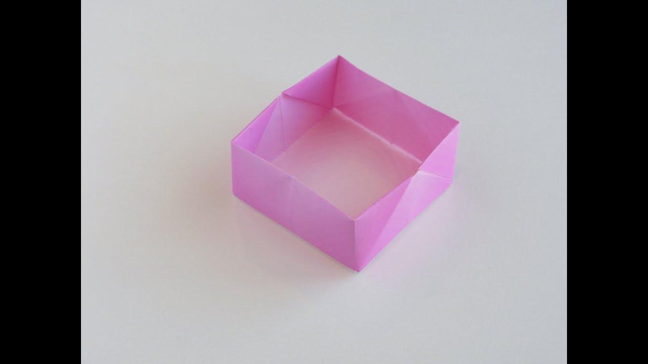 93 Easy Origami Box Instructions Boxes Tomoko Fuses