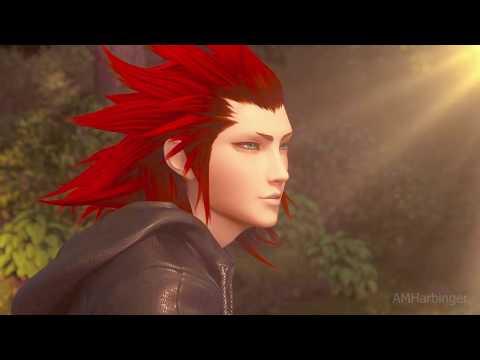 Kingdom Hearts III - Axel Remembering Xion