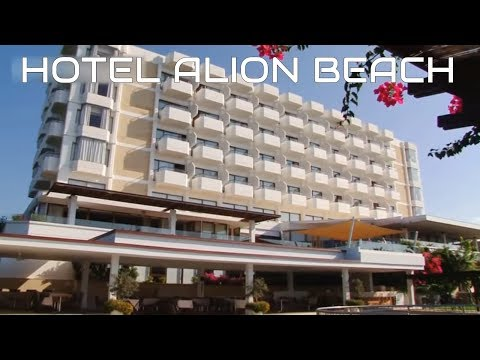 Отель Alion Beach 5★★★★★ Hotel Cyprus Ayia Napa