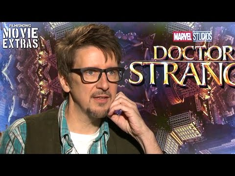 Doctor Strange (2016) Scott Derrickson talks about his experience making the movie Mp3