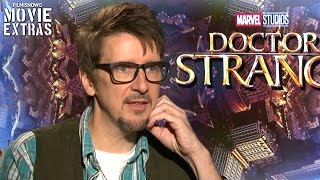 Doctor Strange (2016) Scott Derrickson Talks About His Experience Making The Movie