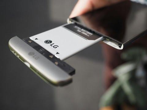 LG G5! ANALISIS COMPLETO! (review español)