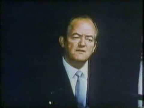 Campagin 1968: Hubert Humphrey