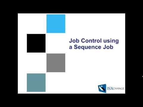 Sequence Jobs Sample