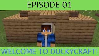Download Duckycraft 1: Episode 1 - Welcome to Duckycraft!