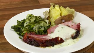 Angeline's Home Cooks - Episode 1 - Bacon & Cabbage