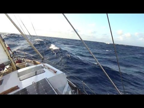 Ep029 Rough Seas Sailing to the Bahamas